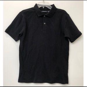 Boys CALVIN KLEIN JEANS Pique Polo Shirt Size M